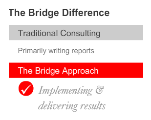 THE BRIDGE DIFFERENCE 3