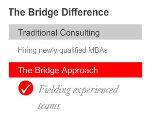 THE BRIDGE DIFFERENCE 4