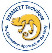 logo beli terapija Emmett technique